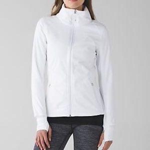 Lululemon Snowballer Jacket in White Size 4